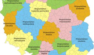 Od początku 2018 r. w Polsce jest już 930 miast.