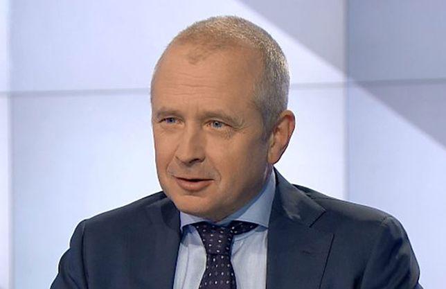 Jacek Dubois: pan Kaczyński nie przypuszczał, że ktoś się odważy