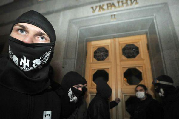 12 bojowników Prawego Sektora zginęło w pułapce separatystów na wschodzie Ukrainy