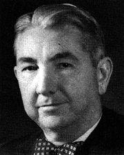 Tom C. Clark - jedna z osób, które ugięły się pod szantażem Hoovera