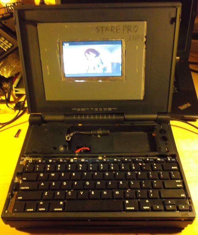Laptop w całej swojej okazałości