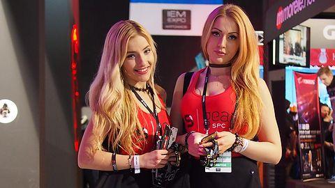 Hostessy, Cosplay i mega konkurs na zakończenie #IEM