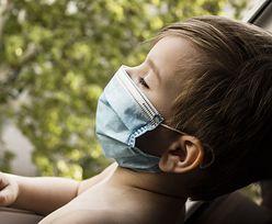Koronawirus u dzieci. Objawy, które mogą niepokoić