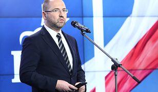 Wybory 2020. Rzecznik sztabu prezydenta Andrzeja Dudy - Adam Bielan (zdj. arch.)
