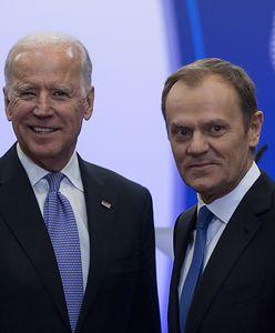 Koziński: Tusk, Biden i sztuka adaptowania się do politycznej rzeczywistości [OPINIA]