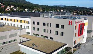 W żywieckim szpitalu błyskawicznie utworzono oddział covidowy.