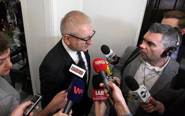 """Stanisław Pięta bierze pod uwagę pozwanie """"Faktu"""""""