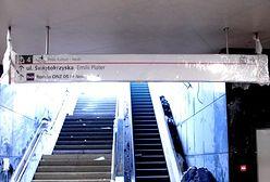 Tak będzie wyglądać numeracja wyjść z metra! (ZDJĘCIA)