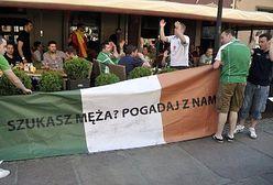 Warszawski humor: Irlandczycy...