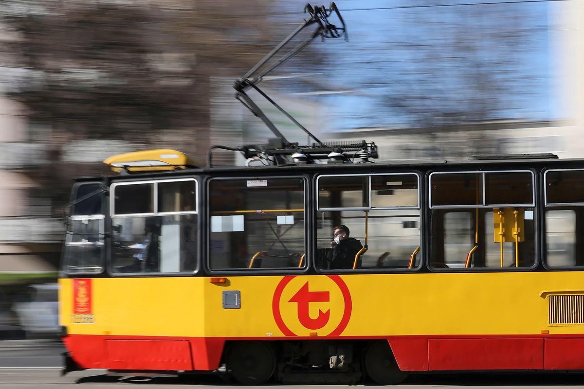 Warszawa. Na Mokotowie doszło do wypadku z udziałem tramwaju [zdj. ilustracyjne]