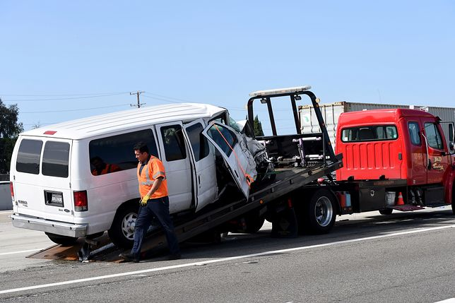 Tragiczne wieści z USA. W wypadku busu Polonii zginęły dwie osoby