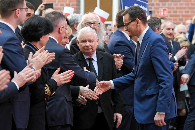 Wybory parlamentarne 2019. Jarosław Gowin mówi o 2 kandydatach na premiera