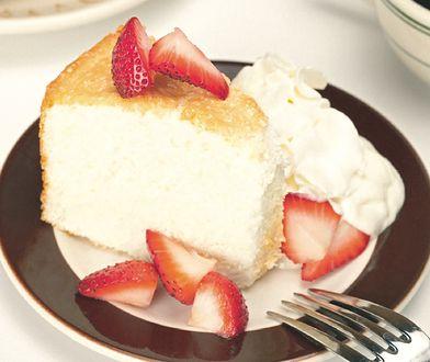 """Anielskie ciasto. Przepis z filmu """"Dzień świstaka"""""""