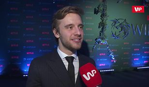 """Maciej Musiał o """"Wiedźminie"""": """"Henry Cavill jest piękny!"""""""
