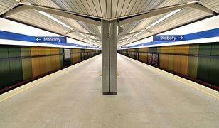 Metro Warszawskie. Będzie remont podstacji na Imielinie