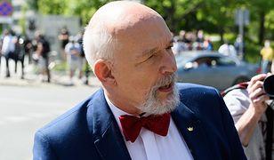 Janusz Korwin-Mikke ujawnił, że ZUS żąda do niego ogromnej sumy pieniędzy