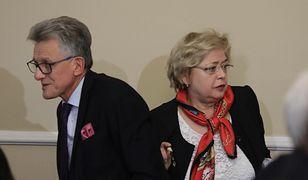 Małgorzata Gersdorf wytoczyła proces Stanisławowi Piotrowiczowi