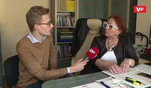 Nagranie z szefową sanepidu ze Słubic obiegło sieć. Jadwiga Caban-Korbas: dostałam kopniaka
