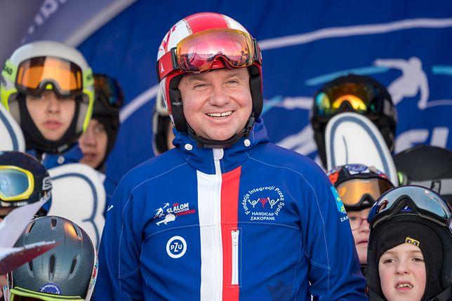 Andrzej Duda - zapalony narciarz, prawnik, urodzony krakus.
