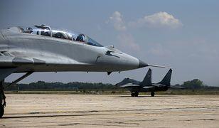 Rosyjskie myśliwce MiG-29 (zdj. arch.)