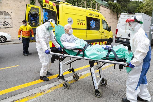 Koronawirus. Hiszpania pierwszym krajem w UE z milionem zakażeń