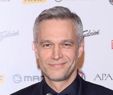 Michał Żebrowski skończył w tym roku 46 lat
