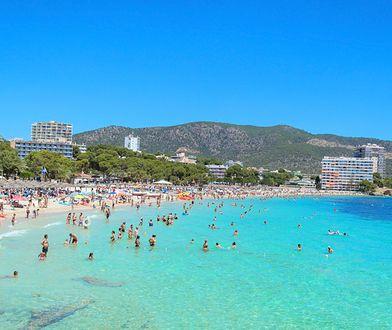 Hiszpańska wyspa cieszy się ogromną popularnością wśród turystów, głównie z Europy