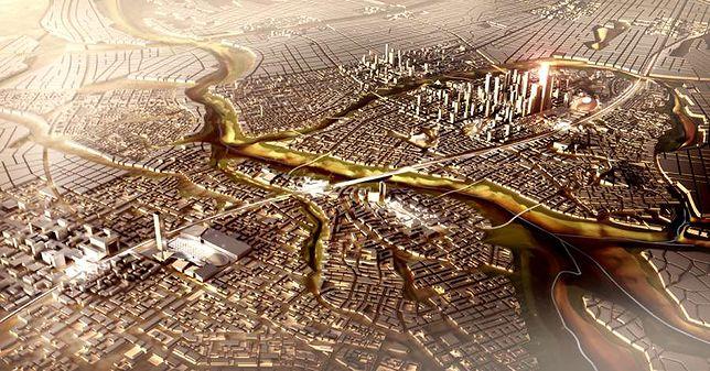 New Cairo - nowa stolica świata