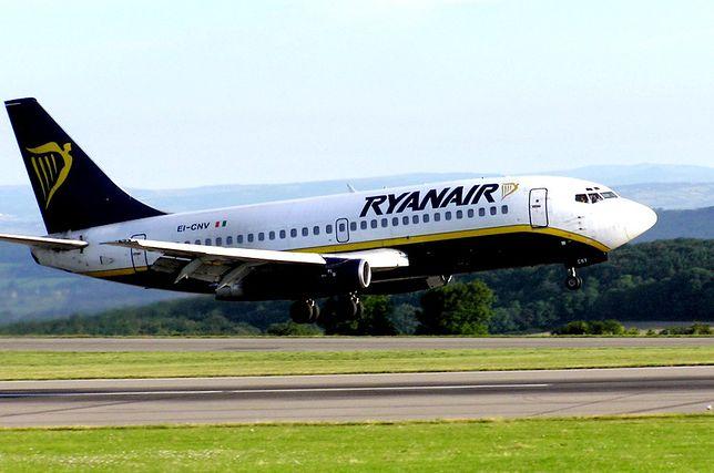 Ryanair nie wpuścił na pokład chłopca wymagającego pilnego przeszczepu