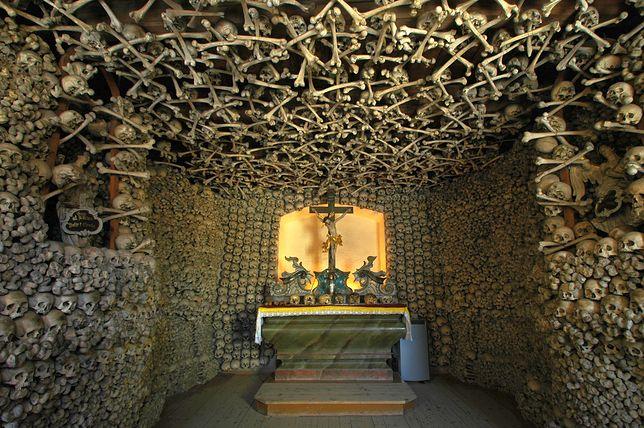 Kaplica Czaszek - najbardziej niezwykłe miejsce Polsce
