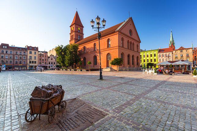 Wybierz najpiękniejsze miasto w Polsce!