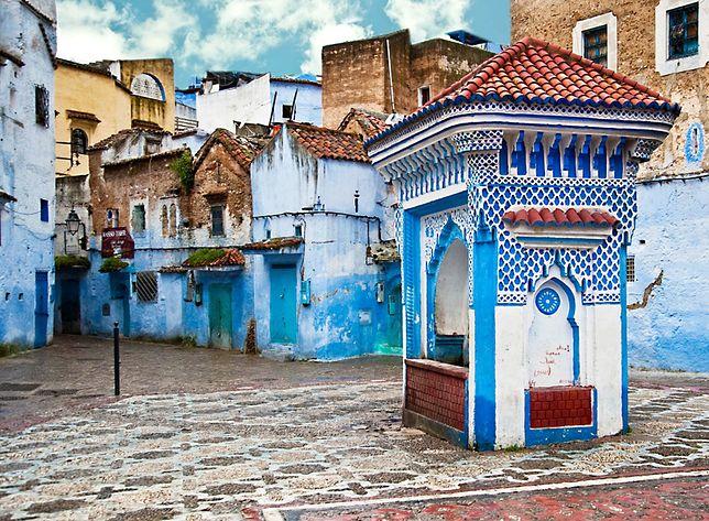 Atrakcje Maroka - medyna w Fezie