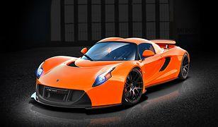 Hennessey Venom GT2: jeszcze szybszy