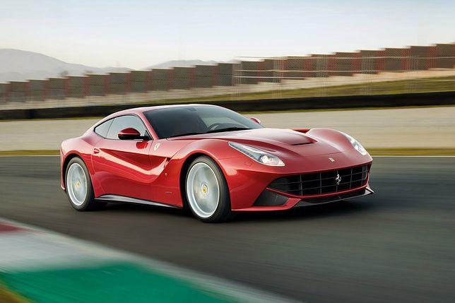 Robert Lewandowski - Ferrari F12berlinetta