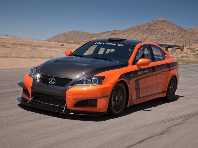 Lexus IS-F CCS-R (2011-2013)
