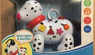 PEPCO wycofuje zabawkę. Wadliwy produkt groził uszkodzeniem słuchu