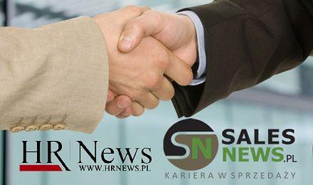 Współpraca z HRNews.pl i SalesNews.pl