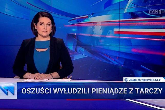 """Kontrowersyjny materiał Macieja Sawickiego pojawił się w """"Wiadomościach"""" TVP"""