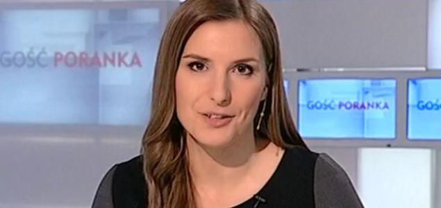 """""""Wiadomości"""": Magdalena Sobkowiak pożegnała się z programem informacyjnym TVP"""