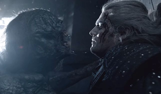 """""""Zdradziecki księżyc"""" to ekranizacja kultowego opowiadania, w którym Geralt walczył ze strzygą"""