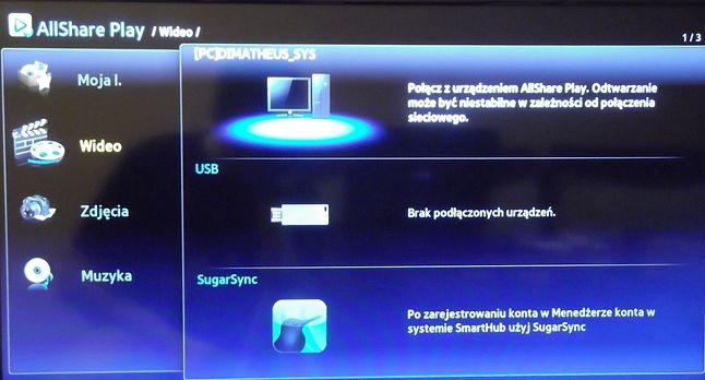 Wybór serwera multimediów