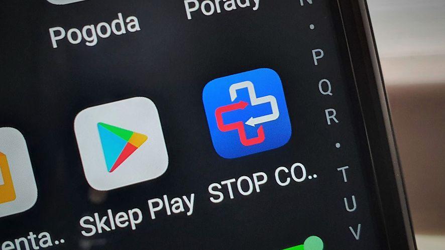 STOP COVID – ProteGO Safe dostał ważną aktualizację, fot. Oskar Ziomek