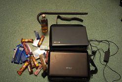 Kradł laptopy, papierosy, słodycze i pieniądze. Został zatrzymany przez policję