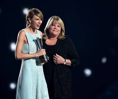 Taylor Swift i jej mama Andrea Swift