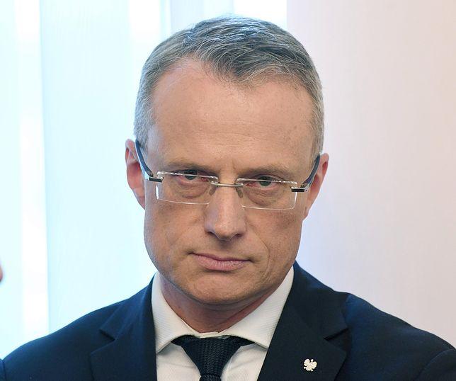 Szymon Szymkowski vel Sęk zastąpił Marka Magierowskiego