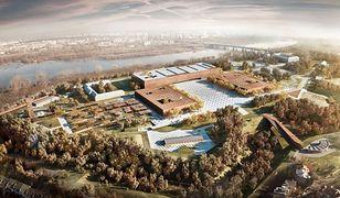 Muzeum Historii Polski. Mur Cytadeli zostanie częściowo rozebrany