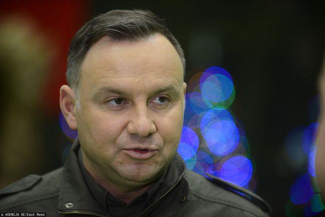Groził śmiercią Andrzejowi Dudzie. Jest wyrok