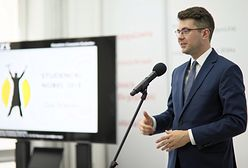 Piotr Mueller zaprzysiężony. Zastąpił w Sejmie Jolantę Szczypińską