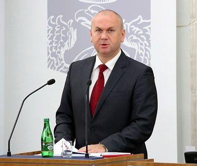 Były szef CBA, Paweł Wojtunik