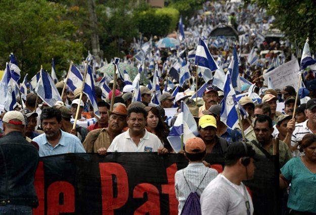 W demonstracji wzięło udział ponad 15 tys. osób